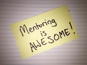 mentoring is awesome
